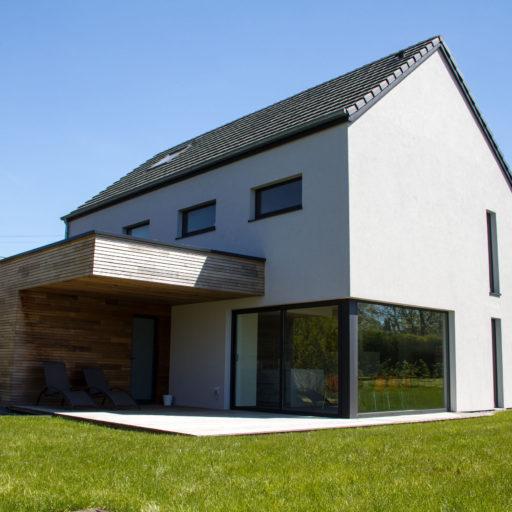 Maison gros-oeuvre : Entreprise de construction à Namur, Liège, Charleroi, Bruxelles, Luxembourg