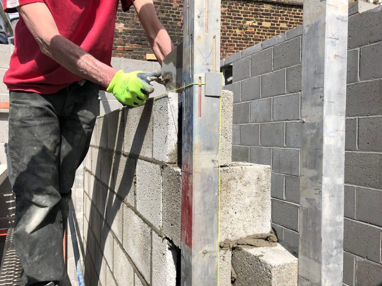 Construction de maison par notre entreprise de construction à Liège, Namur, Charleroi, Bruxelles et Luxembourg