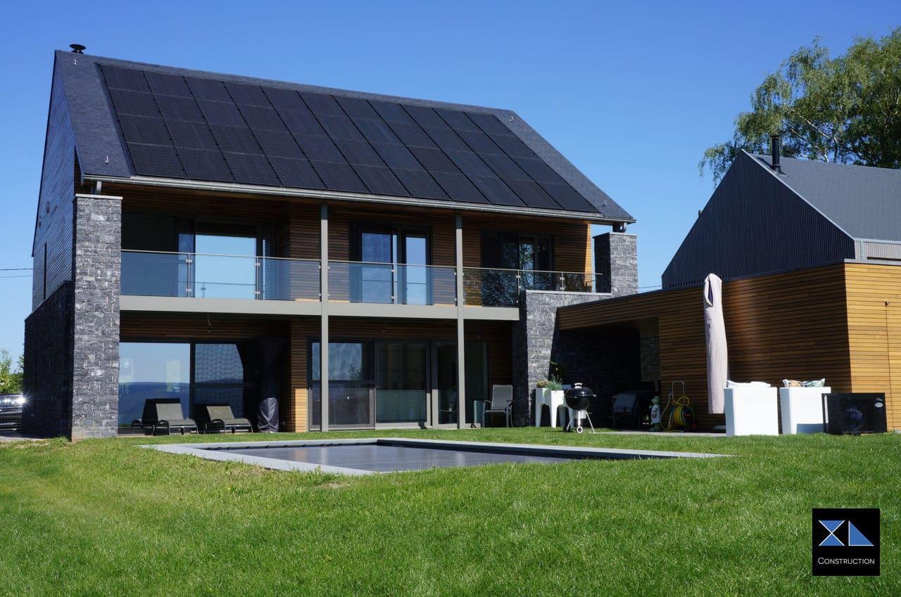Entreprise de construction à Namur, Liège, Charleroi, Bruxelles, Luxembourg