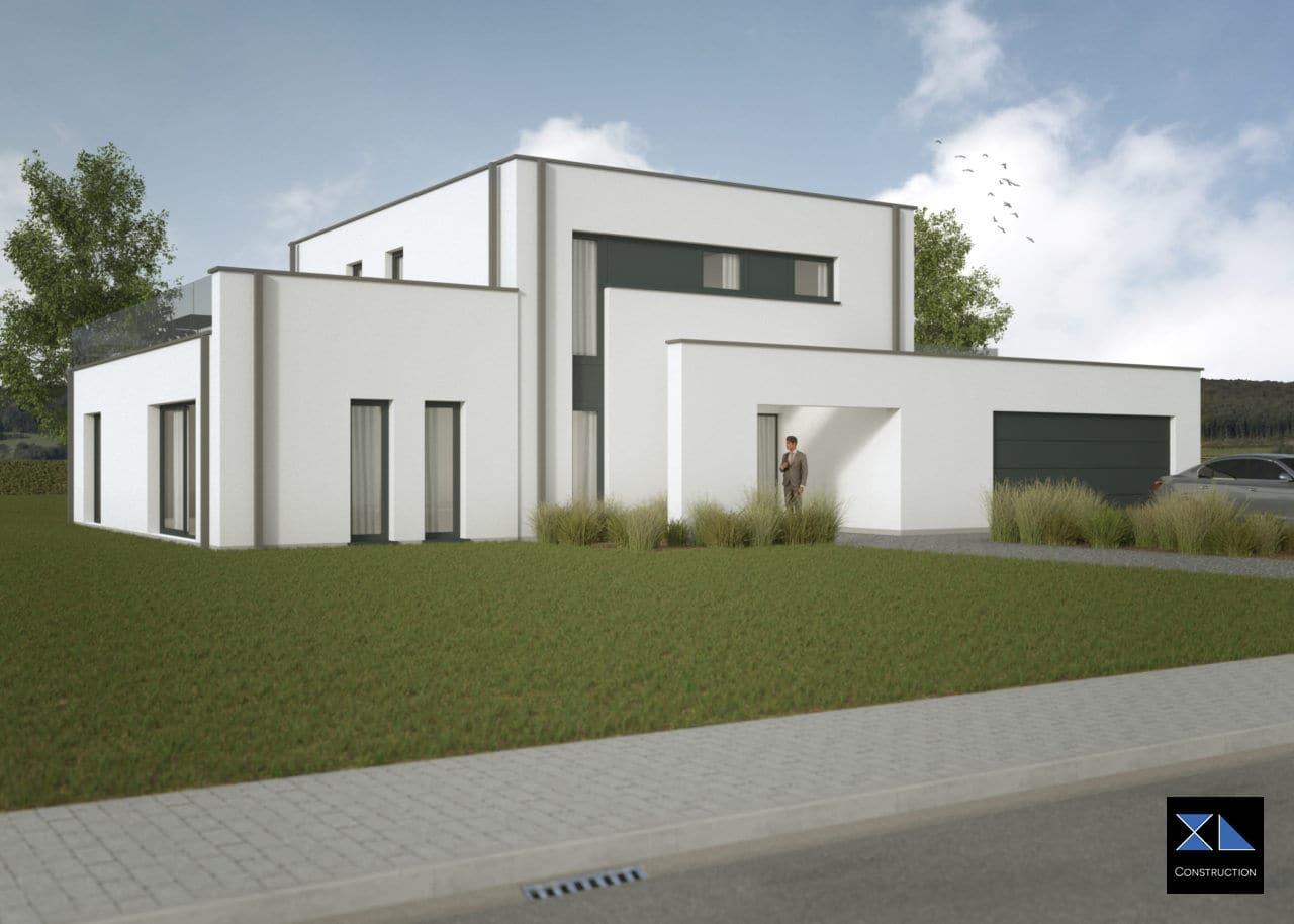 Entreprise de générale de construction : Villa de prestige modèle XL45