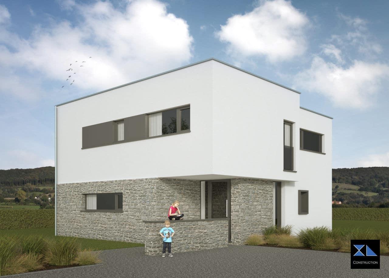 Entreprise de générale de construction : Villa de prestige modèle XL39