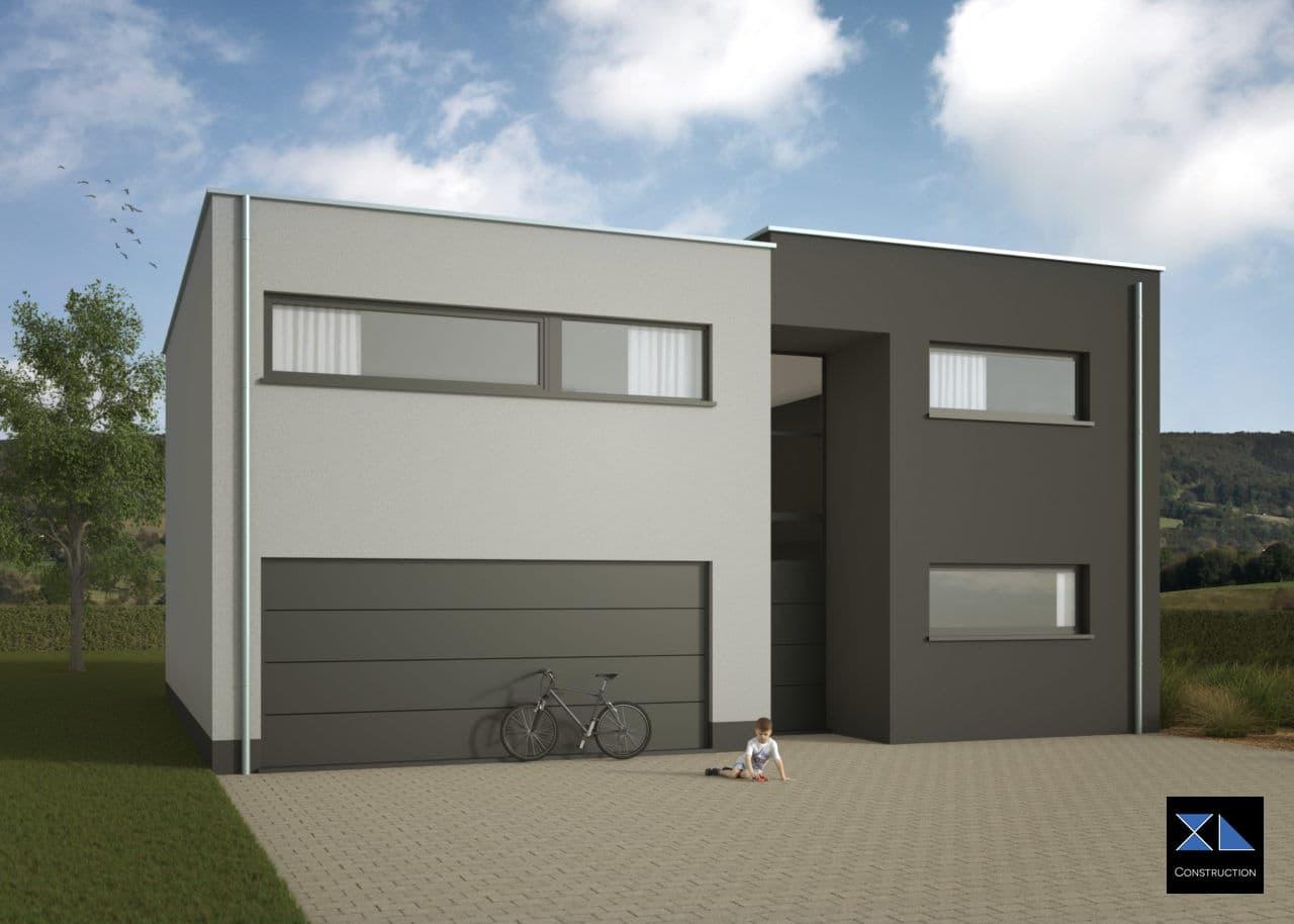 Entreprise de construction de maison : Villa de prestige modèle XL35