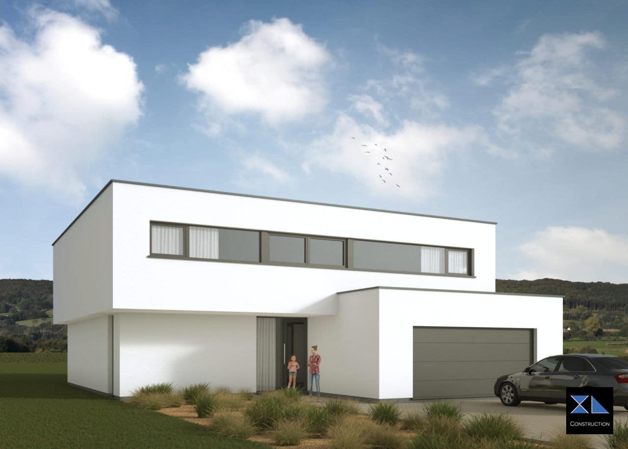 Constructeur de maison et Villa de prestige modèle XL42