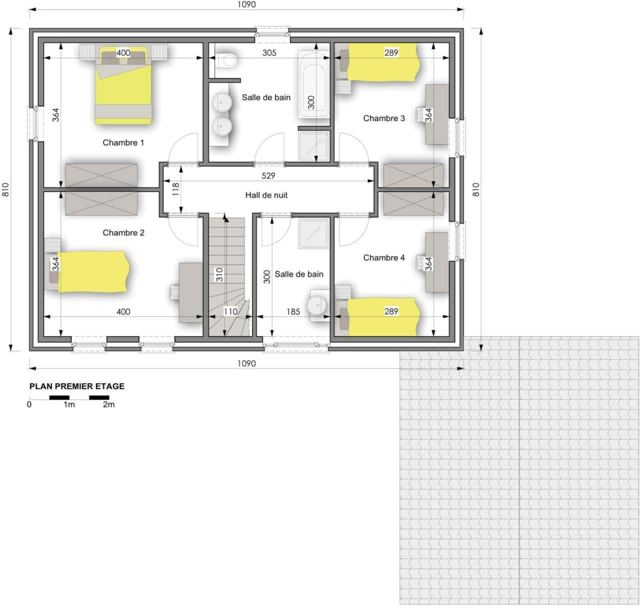 c7687178ea3 Maison clé sur porte modèle XL22 par XL Construction
