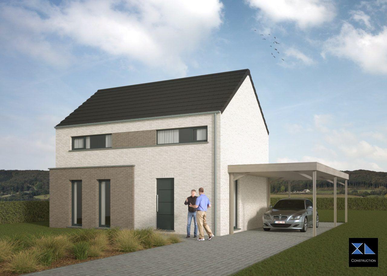 Entreprise générale de construction : Maison clé sur porte modèle XL04