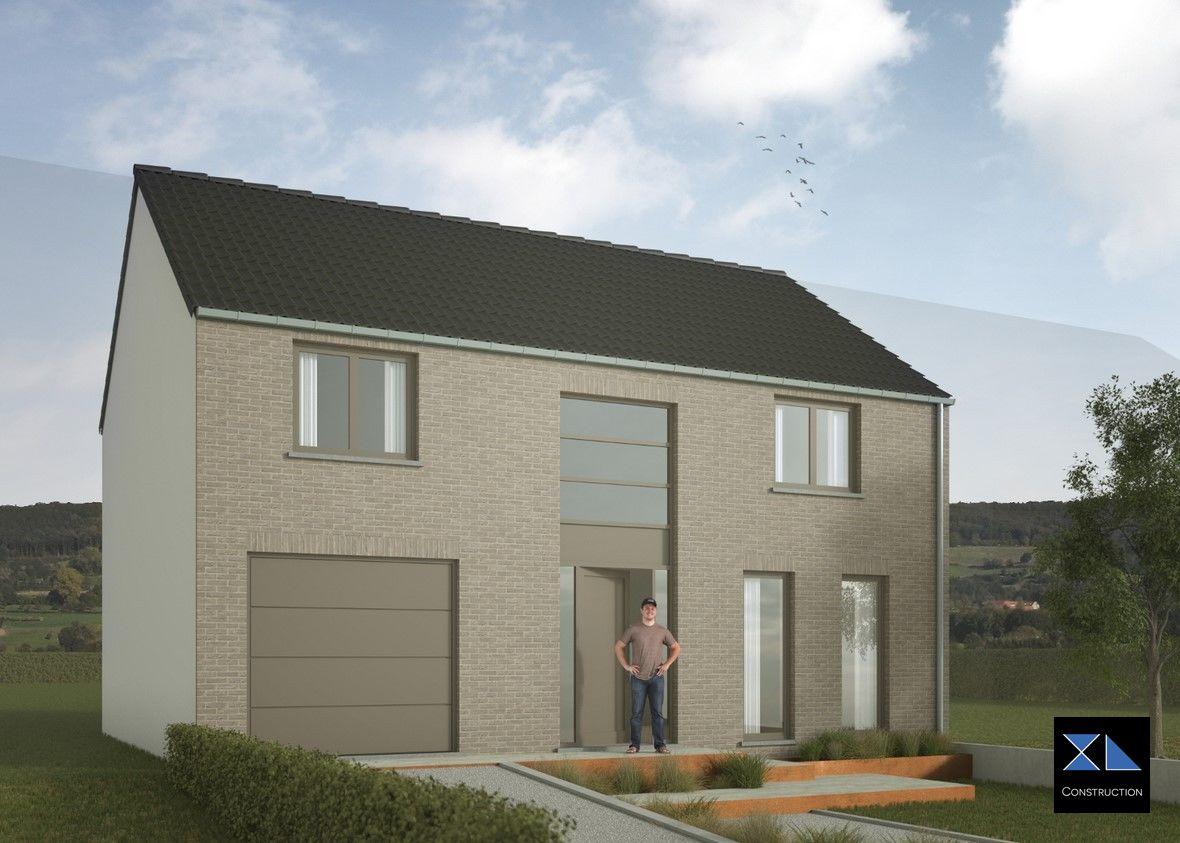 Entreprise générale de construction : Maison clé sur porte modèle XL07