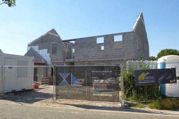 construction maison liège