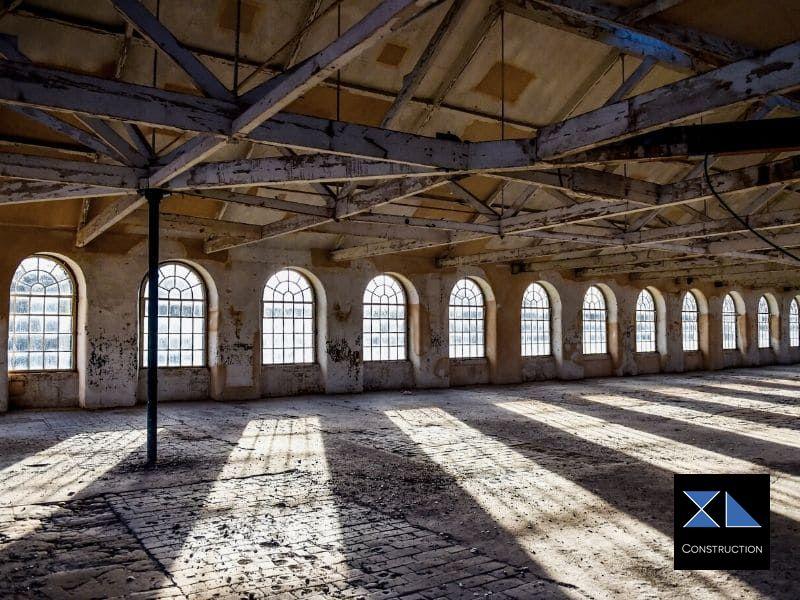réaffectation des bâtiments industriels