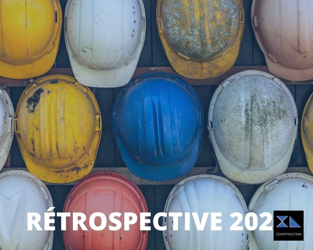 retrospective entreprise de construction 2020