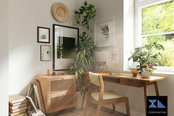 créer un espace de bureau