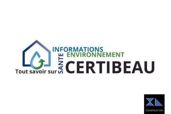 certibeau 2021, nouvelle certification pour les nouvelles constructions