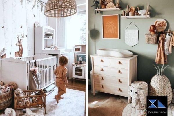 mobilier évolutif enfant
